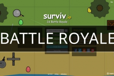 ゲームSurvivのトップ画像