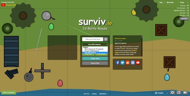 ゲームSurvivのメイン画像