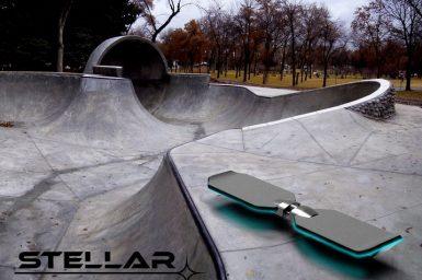 Stellar Hover Board
