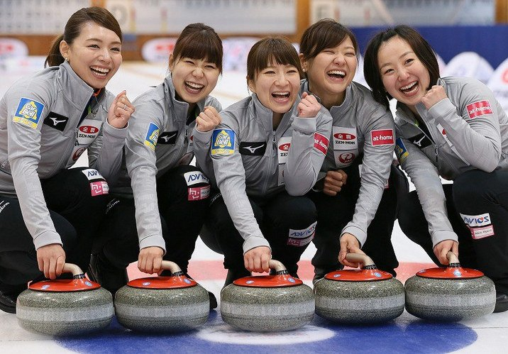 平昌オリンピック女子カーリング代表メンバー